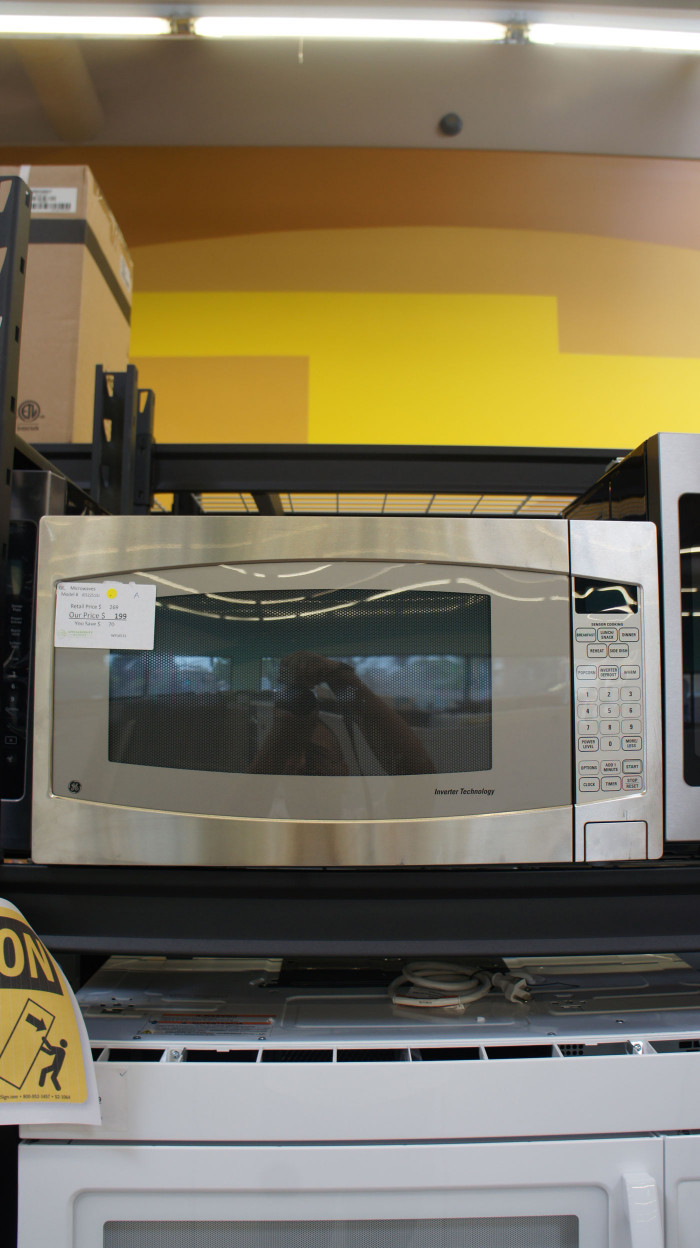GE Profile JES2251SJ Countertop Microwave