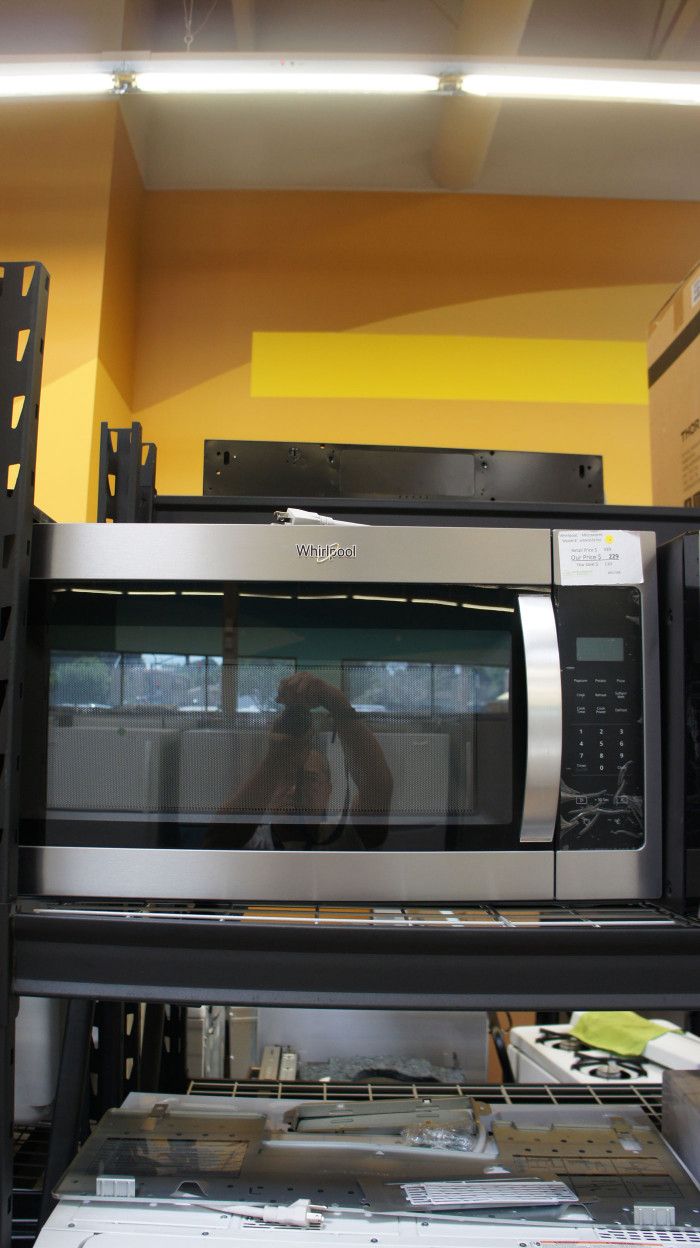 Whirlpool WMH31017HZ Microwave