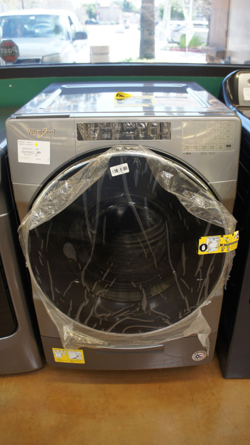 Whirlpool WFW6620HC Washer