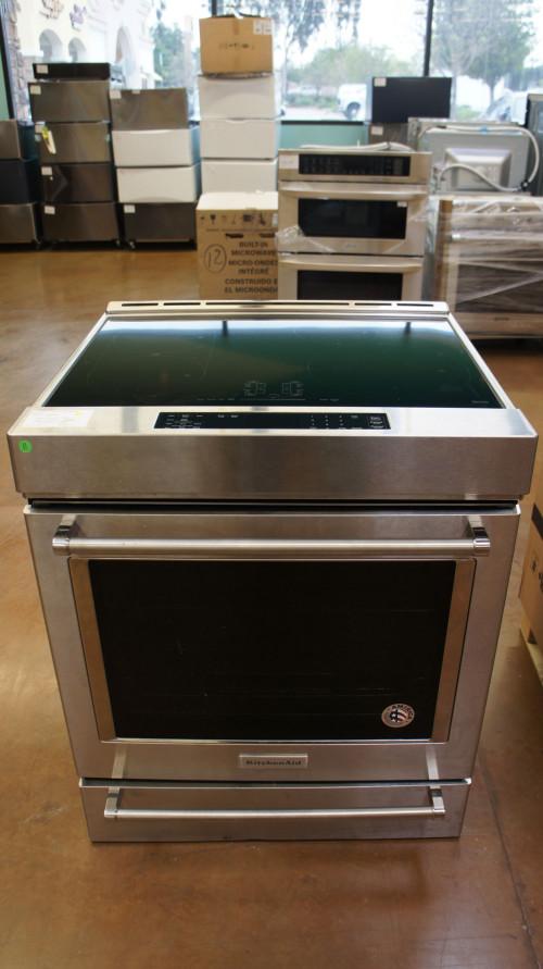 KitchenAid KSIB900ESS Electric Induction Range