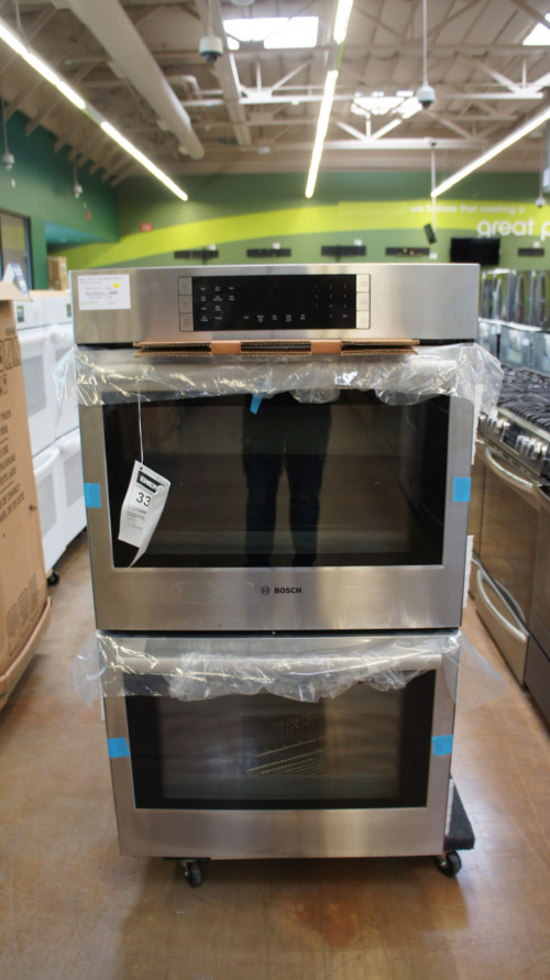 Bosch HBL8651UC Double Electric Oven