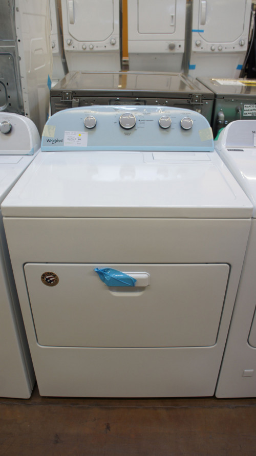 Whirlpool WED5000DW WFL8281