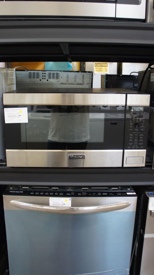 Viking RVM320SS Countertop Microwave Oven