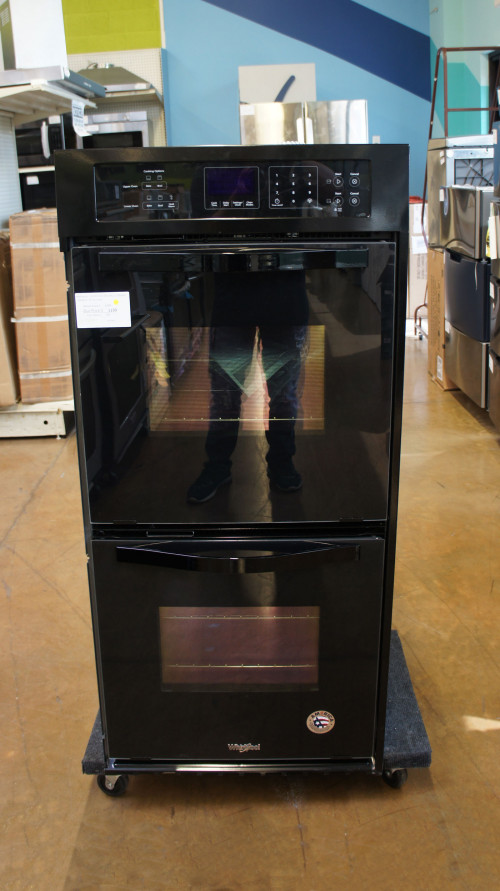 Whirlpool WOD51ES4EB Double Electric Wall Oven