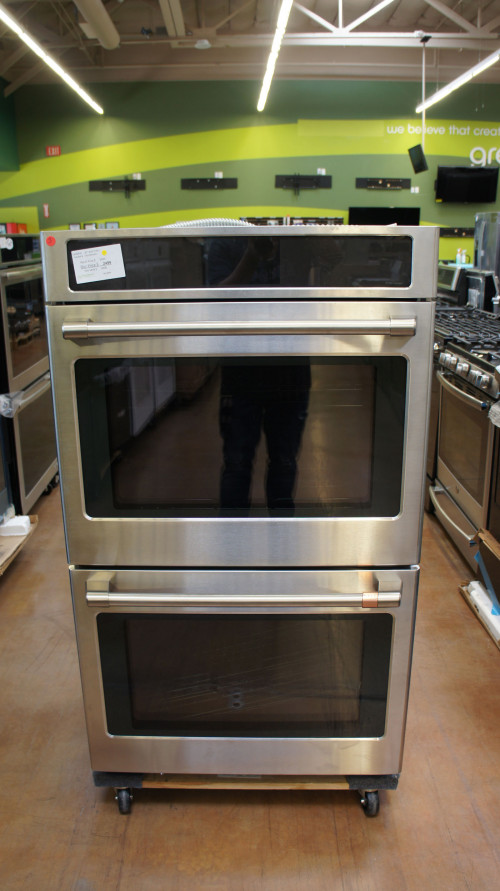 CAFE CTD70DP2NS1 Double Electric Wall Oven