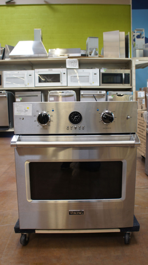 Viking VSOE527SS Electric Single Wall Oven