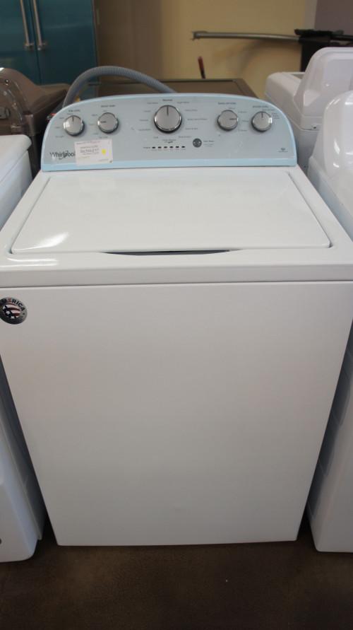 Whirlpool WTW4816FW Washer