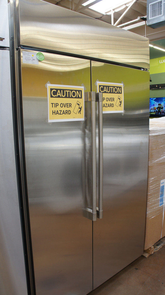 Monogram ZISS480NNSS Built-In Refrigerator