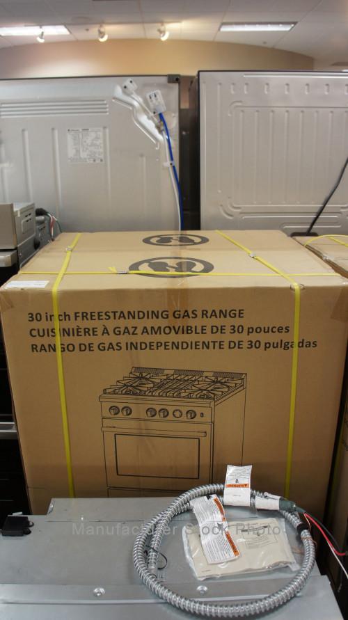 Forno Oven Gas Range