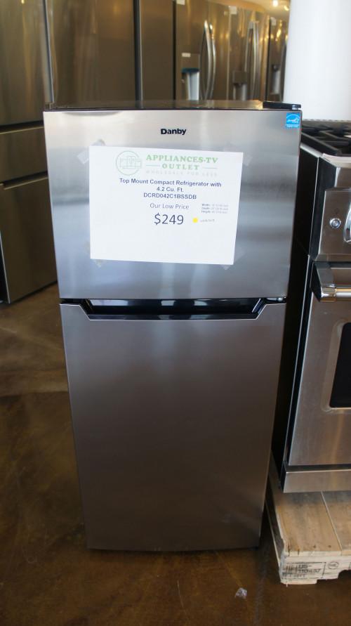 Danby Compact Top Mount Refrigerator
