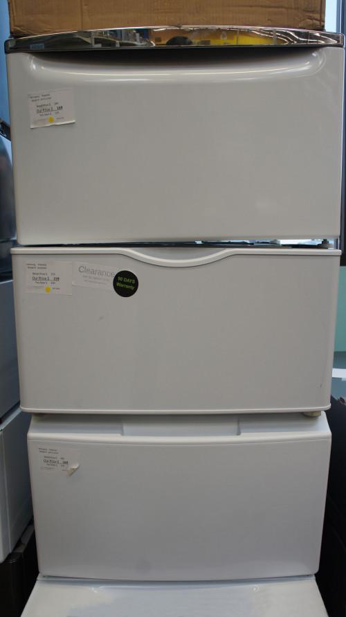 Samsung Washer and Dryer Pedestal