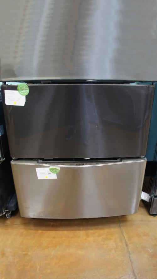 LG Twin Wash Pedestal Sidekick Washer