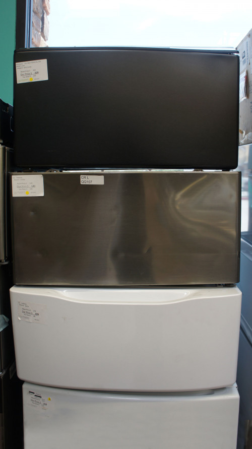 LG Tall Pedestal with Drawer