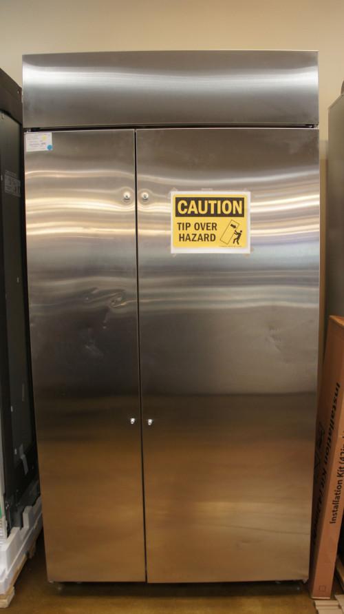 Monogram Side By Side Refrigerator