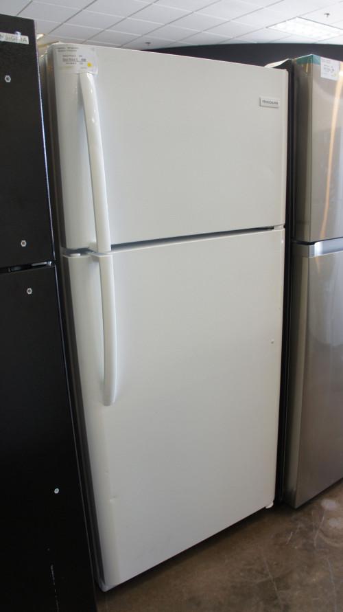 Frigidaire FFTR1814TW Top Freezer Refrigerator