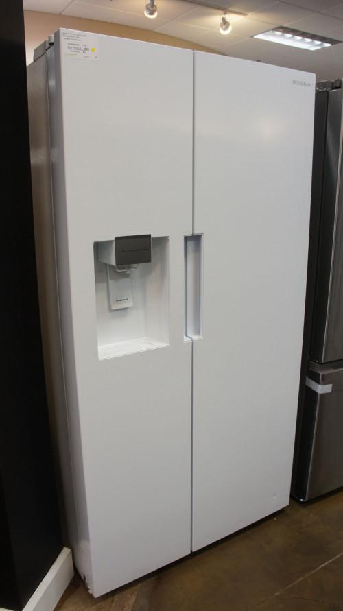Insignia Side By Side Refrigerator
