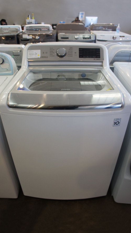 LG Top Load Smart Washer