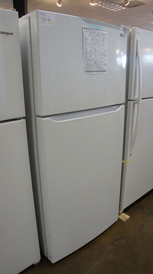 LG Top Freezer Refrigerator