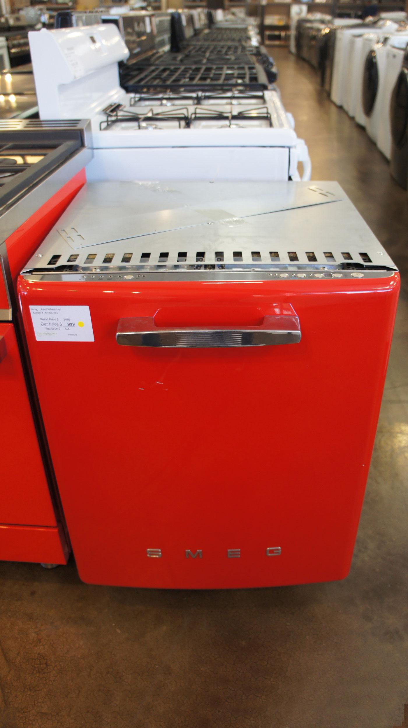 Smeg Fully Integrated Dishwasher