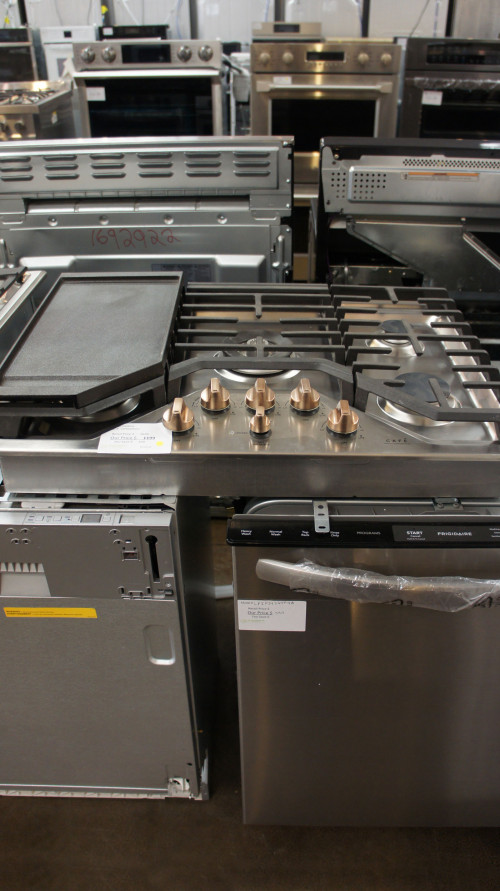 Cafe Gas Cooktop