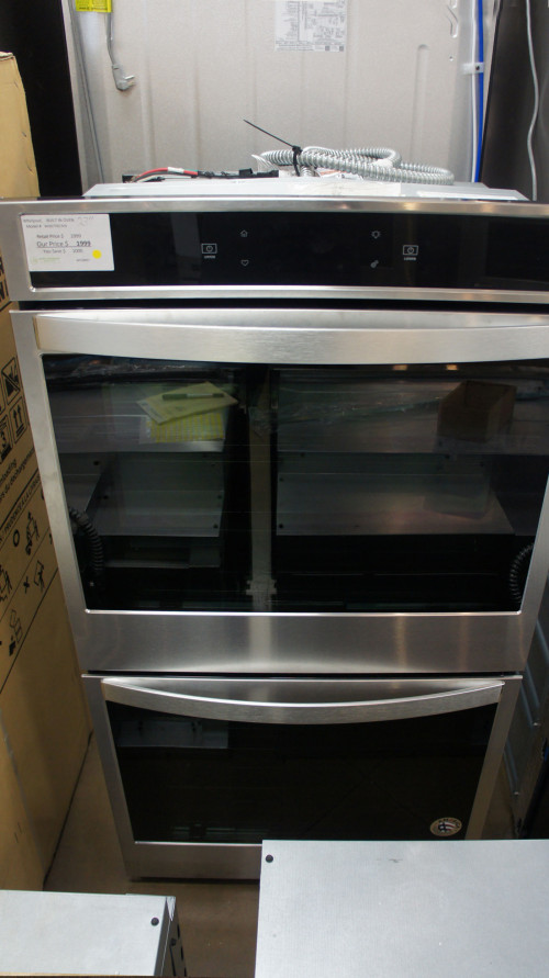 Whirlpool Double Electric Wall Oven