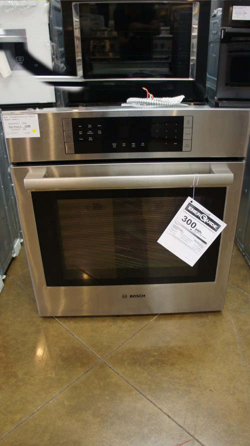 Bosch Single Electric Wall Oven