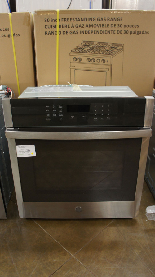 GE Single Wall Oven