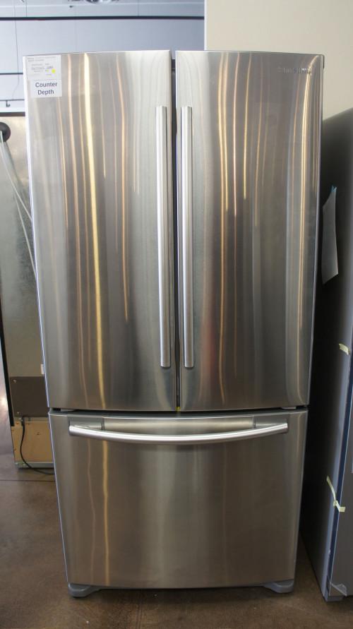 Samsung RF18HFENBSR French Door Refrigerator