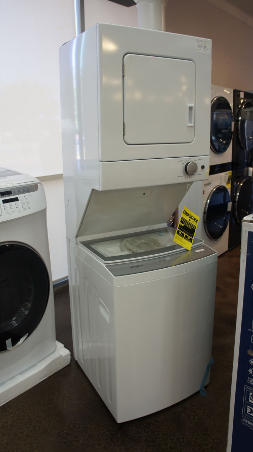 Whirlpool Electric Laundry Center