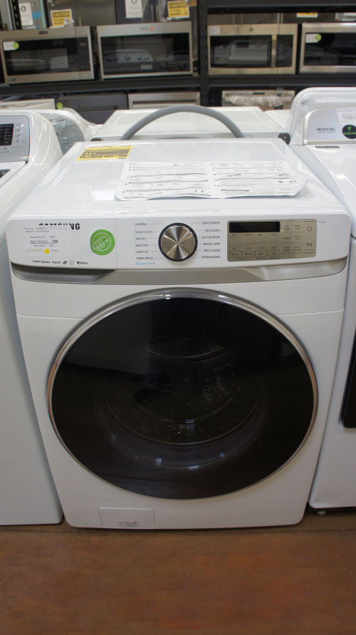 Samsung Front Load Smart Washer