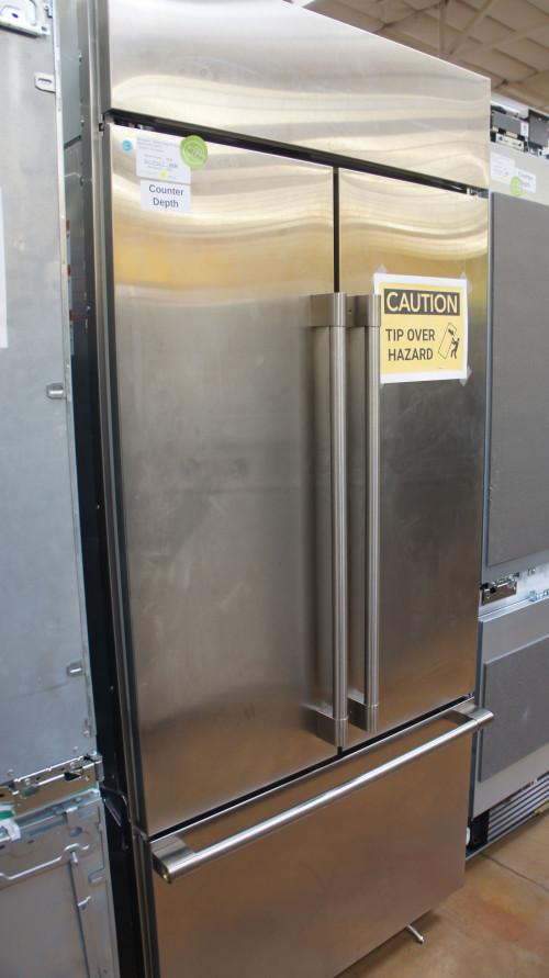 Monogram Built-In French Door Refrigerator