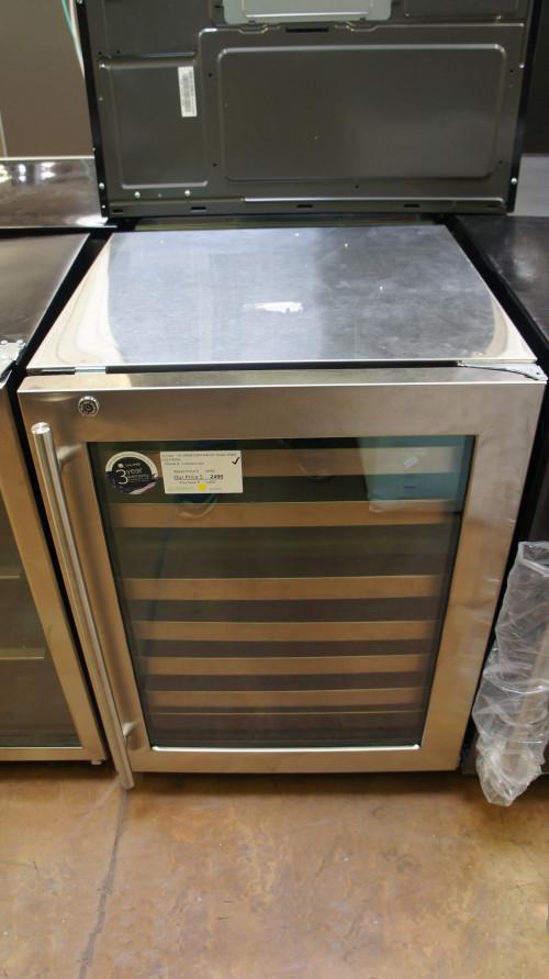U-Line Dual Zone Wine Refrigerator