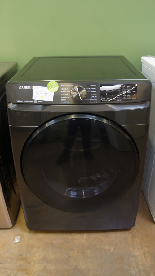 Samsung Smart Gas Dryer