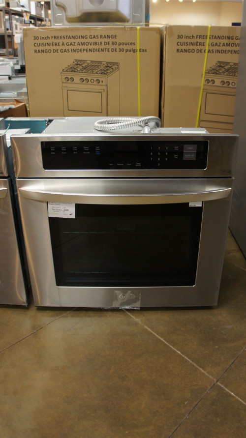 LG Single Electric Wall Oven