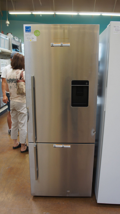 Fisher & Paykel Counter-Depth