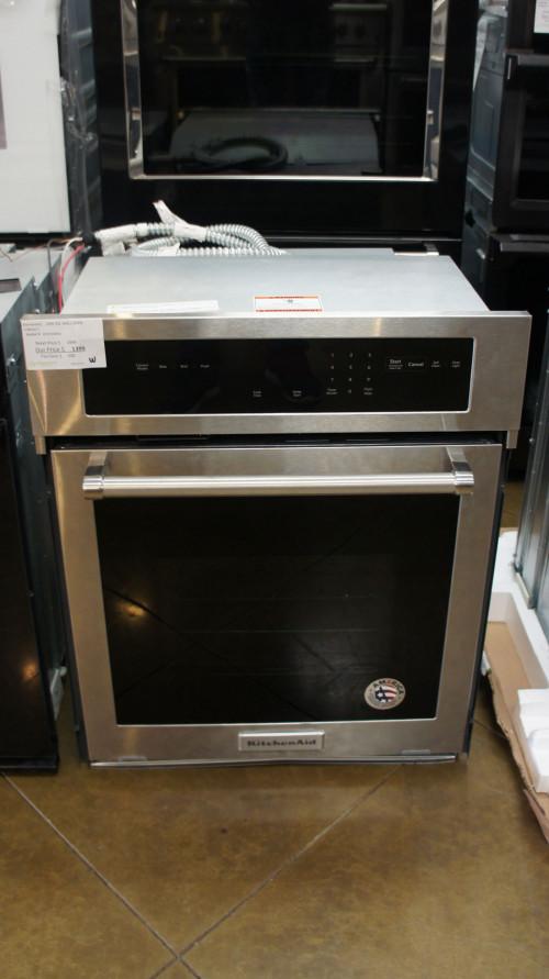 KitchenAid Single Electric Wall Oven