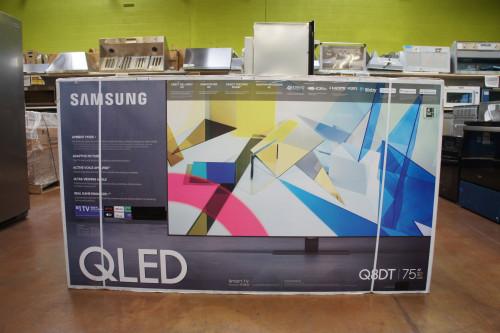 "75"" Samsung QN75Q8DTAFXZA 4K QLED HDR Smart Television"