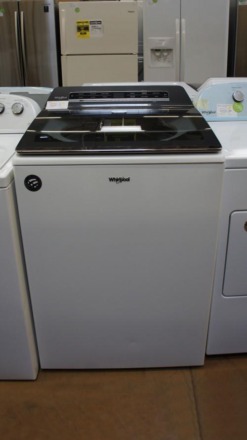 Whirlpool WTW7120HW Top Load Smart Washer