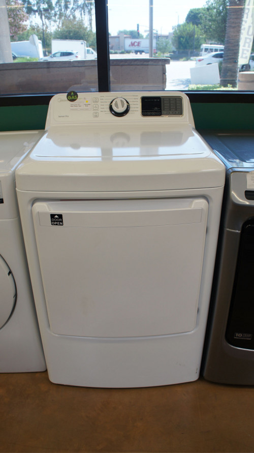 Midea Front Load Gas Dryer