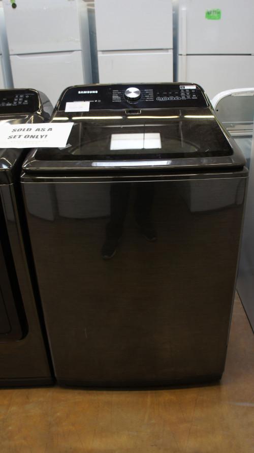Samsung WA50R5400AV DVE50R5400V Washer Electric Dryer Set