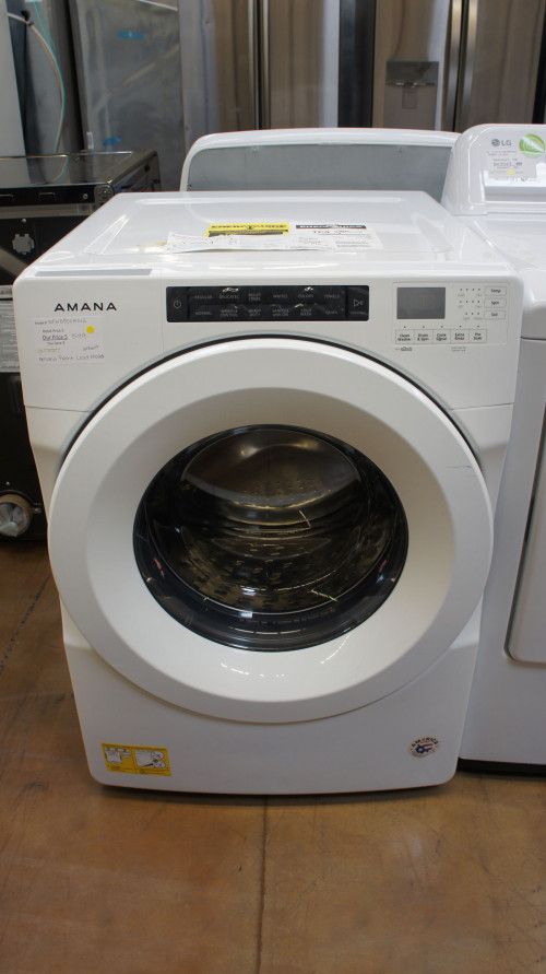 Amana NFW5800HW Front Load Washer