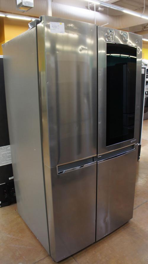 LG LRSES2706V Side-by-Side Refrigerator