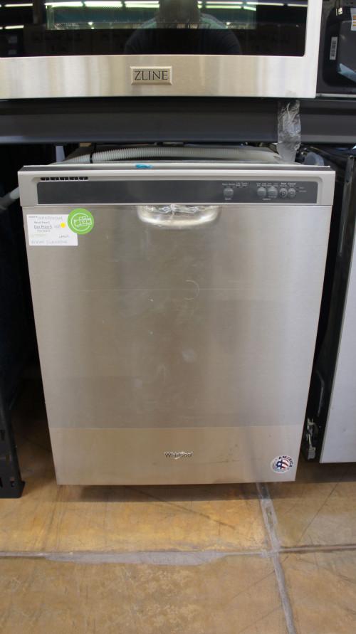 Whirlpool WDF520PADM Fully Integrated Dishwasher
