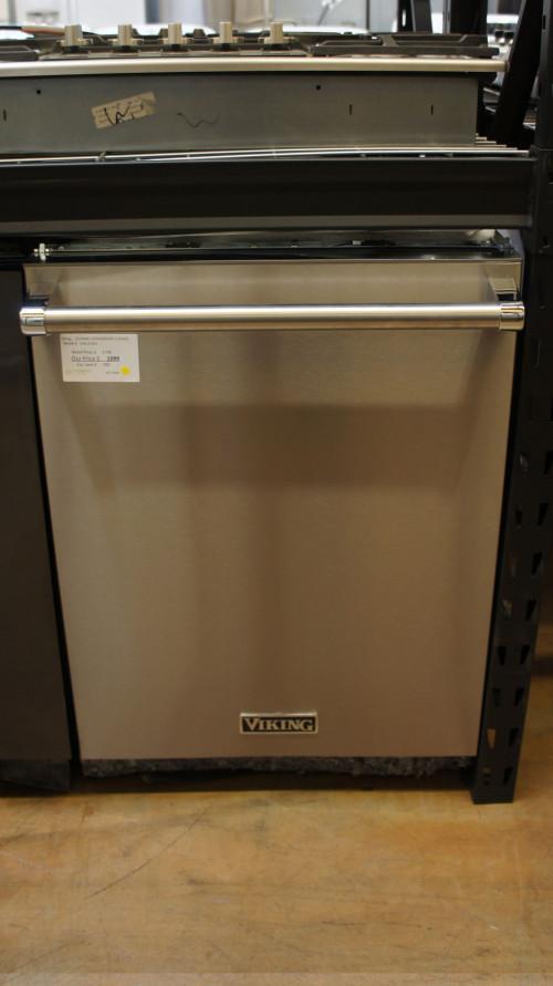 Viking VDWU524SS Built-In Fully Integrated Dishwasher