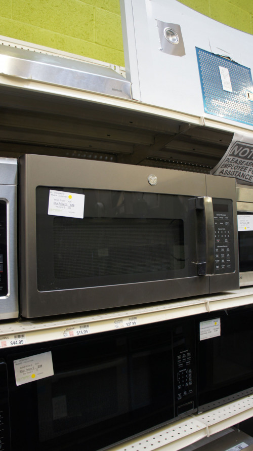 GE Over-The-Range Microwave Oven