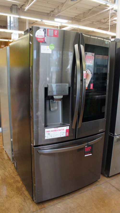 LG French Door Smart Refrigerator