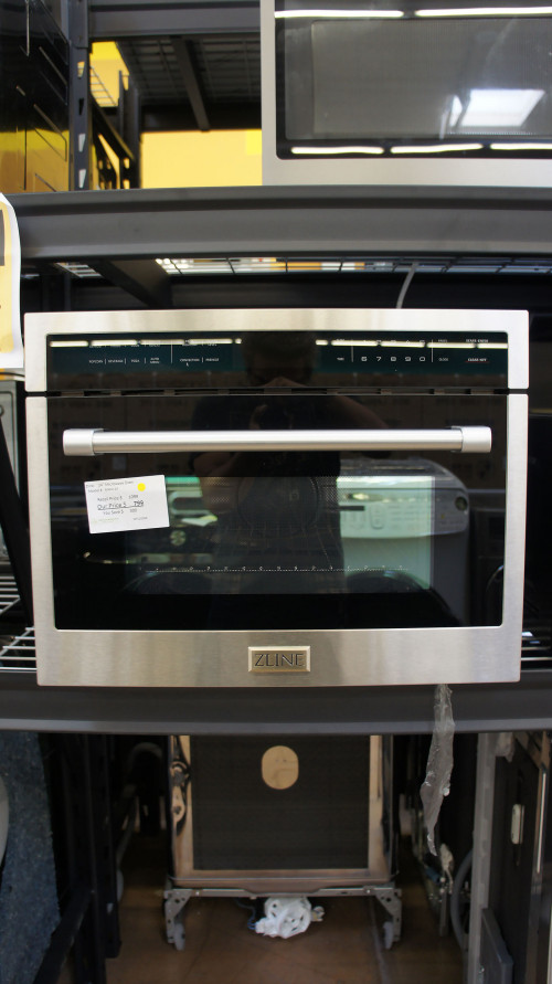 ZLine MWO24 Built-In Convection Microwave Oven