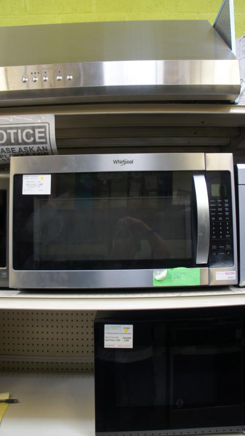 Whirlpool WMH53521HZ OTR Microwave