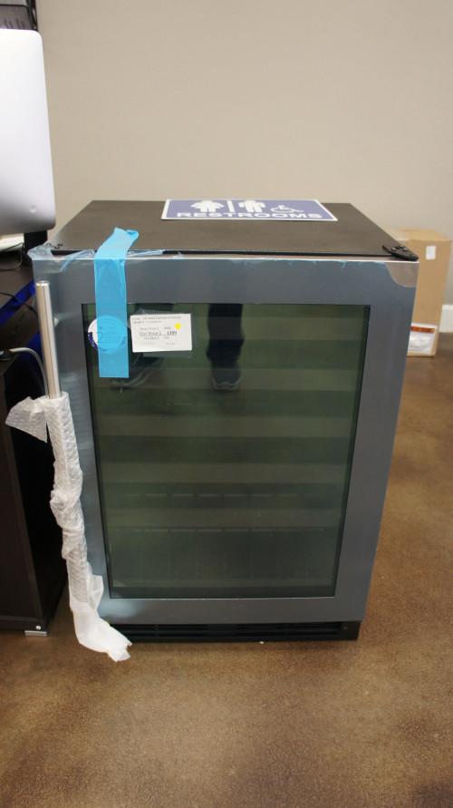 ULine Built-In Wine Storage