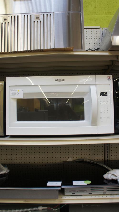 Whirlpool WMH31017HW OTR Microwave